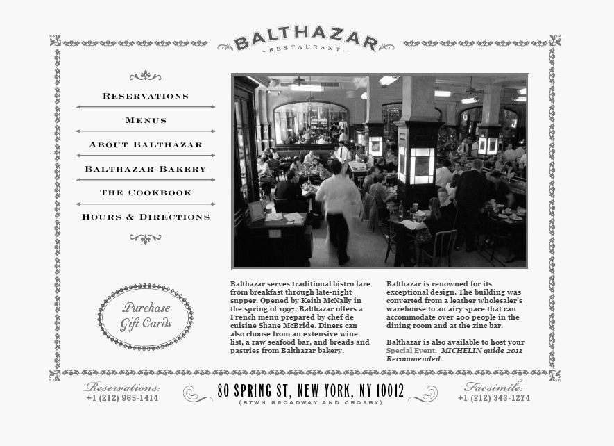 The Secret of Balthazar Playing Cards Press Feature